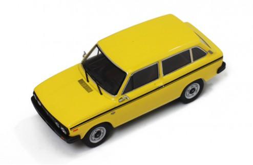 Volvo 66 - Yellow - 1975