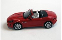 JAGUAR F-Type V8 S - Red - 2013