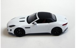 JAGUAR F-Type V8 S With Soft Top - White - 2013