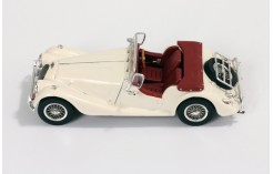 Morgan 4/4 - Cream - 1974