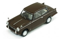 TRIUMPH Herald Saloon - Dark Brown W/ Light Beige Interior - 1959
