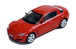 MAZDA RX8 - Orange - 2003