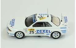 NISSAN Skyline R32 GTR #25 Winner 24H Spa 1991 - White - 1991