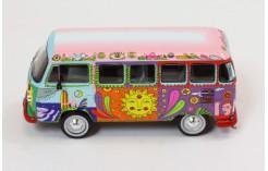 VOLKSWAGEN T2 Kombi - Hippie Car - 1976