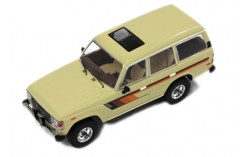 TOYOTA Land Cruiser - Beige - 1982