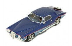Stutz Blackhawk Coupe - 2-Tones Blue - 1971