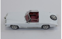Stutz Blackhawk Convertible - White - 1971