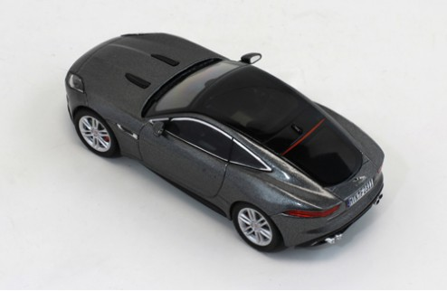 JAGUAR F-Type Coupe R - Dark Grey - 2014