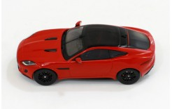 JAGUAR F-Type Coupe R - Red - 2014