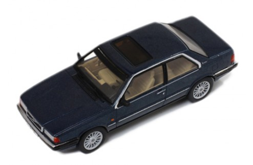 VOLVO 780 Bertone - Dark Blue - 1987