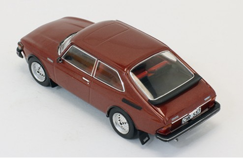 SAAB 99 Turbo Combi Coupe - Wine Red - 1977