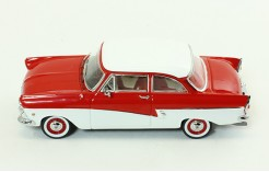FORD Taunus 17M - Red/White - 1957