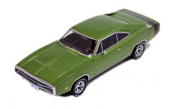 DODGE Charger 500 - Green - 1970
