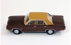 DODGE DART Gran Sedan - Brown W/ Beige Roof - 1976