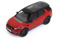 LAND ROVER Discovery Sport - Red W/ Black Roof - 2015