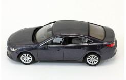 Mazda 6 - Blue - 2013
