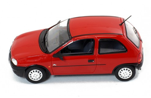OPEL Corsa - Red - 1994