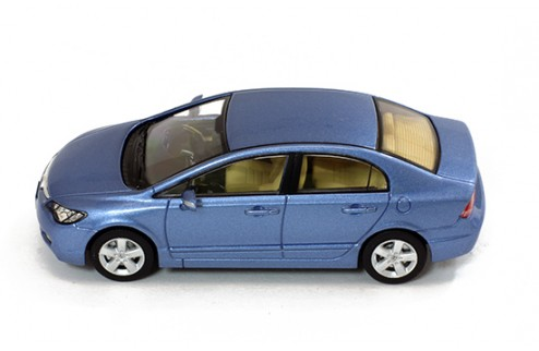 HONDA Civic - Blue - 2006