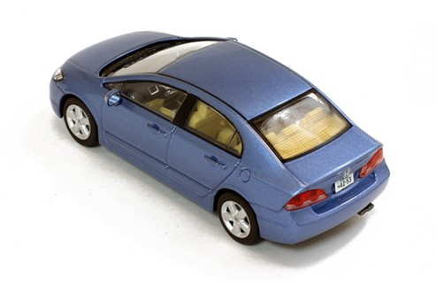 HONDA Civic - Blue - 2006