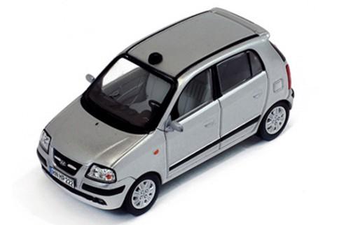 HYUNDAI Atos Prime - Silver - 2004