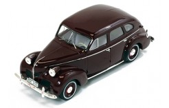 VOLVO PV60 - Maroon Red - 1947