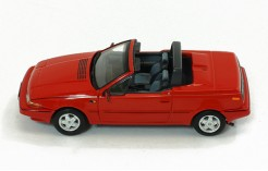 VOLVO 480 Turbo Cabriolet - Red - 1990