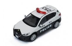 MAZDA CX-5 Japanese Police 2013