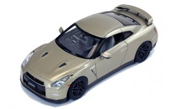 NISSAN GT-R 45th Anniversary - Gold - 2015