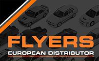 IXO PRX MODELS Fliers